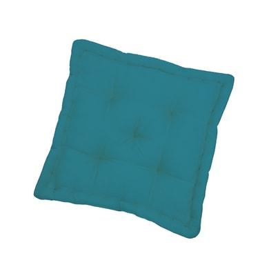 Cuscino da pavimento INSPIRE Elema Miami blu 40x40 cm