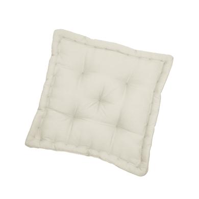 Cuscino da pavimento INSPIRE Elema Cream crema 40x40 cm