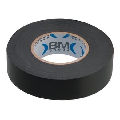 Nastro isolante BM 15 x 25000 mm x sp 0,15 mm nero