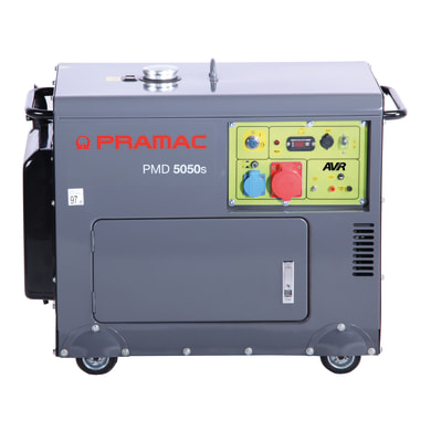 Generatore di corrente PRAMAC PR422TXAY00 3700 W