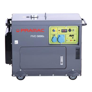 Generatore di corrente PRAMAC PR452SXAZ01 4950 W