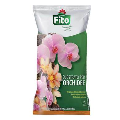 Substrato SUBSTRATO ORCHIDEE 1 L