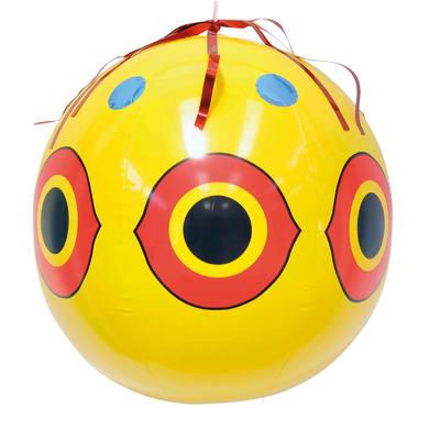 Dissuasore per volatili per uccelli Pallone spaventapasseri