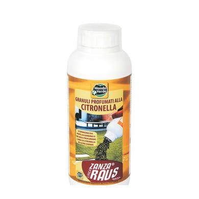 Repellente granulare per zanzare, vespe, calabroni Zanza Raus citronella 1000