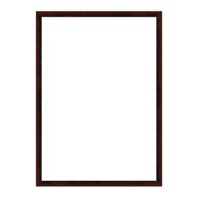 Cornice Corteccia noce per foto da 70x100 cm