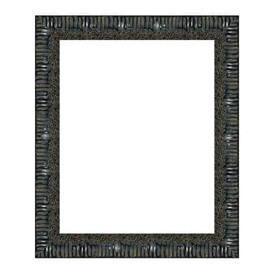 Cornice Dalia nero per foto da 24x30 cm