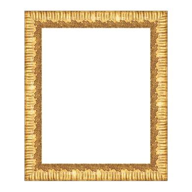 Cornice Dalia oro per foto da 24x30 cm