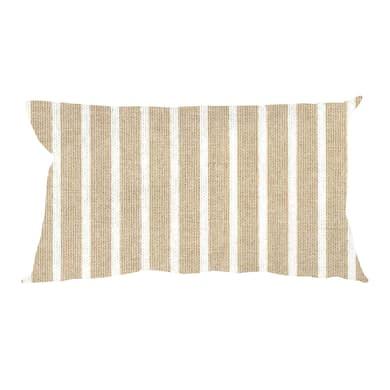 Fodera per cuscino RIGA beige 50x30 cm