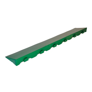 Scivolo ONEK 40 x 10 cm verde