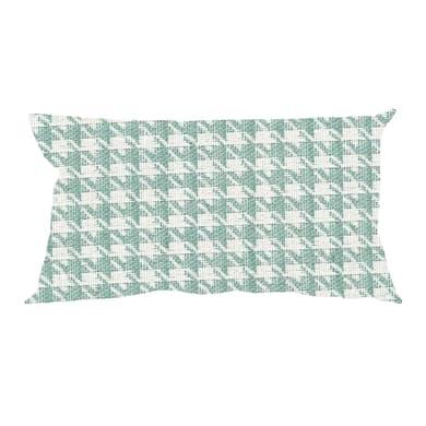 Fodera per cuscino PIED DE verde 50x30 cm