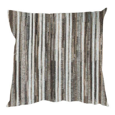 Fodera per cuscino RAYA marrone 40x40 cm