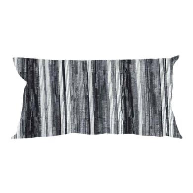Fodera per cuscino RAYA grigio 50x30 cm