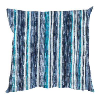 Fodera per cuscino RAYA blu 40x40 cm