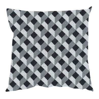Fodera per cuscino MATRIX grigio 60x60 cm