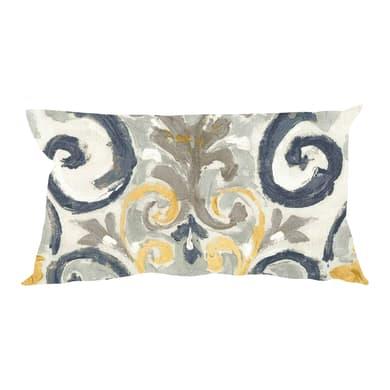 Fodera per cuscino MARY giallo 50x30 cm