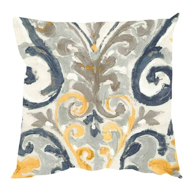 Fodera per cuscino MARY giallo 40x40 cm