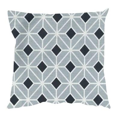 Fodera per cuscino KOMET grigio/nero 40x40 cm