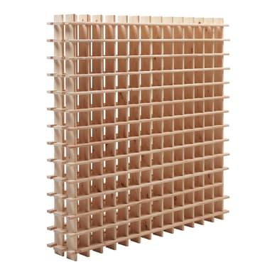 Portabottiglie 169 posti L 150 x H 150 x Sp 22 cm