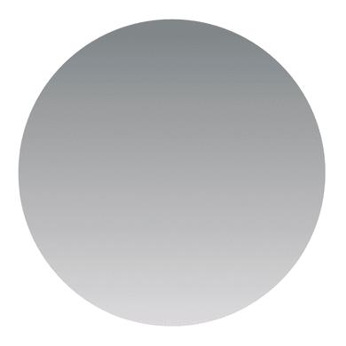 Specchio non luminoso bagno rotondo Semplice Ø 42 cm SENSEA