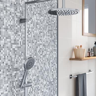 Mosaico Tonic Grey H 30 x L 30 cm grigio
