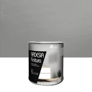 Finitura 1 L grigio medio