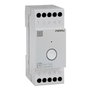 Interruttore timer 1IOIOWF02 PERRY 2 moduli