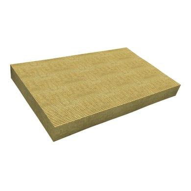 Lana di roccia 3 pezzi KNAUF INSULATION Smart Wall FKD S Thermal 0.6 x 1 m, Sp 80 mm