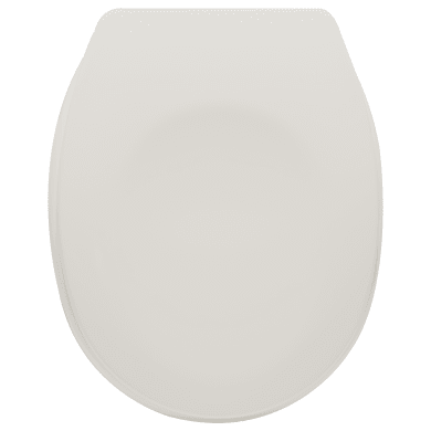 Copriwater ovale Universale Sparta SENSEA duroplast bianco