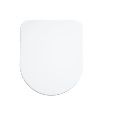 Copriwater rettangolare Universale Easy SENSEA termoindurente bianco