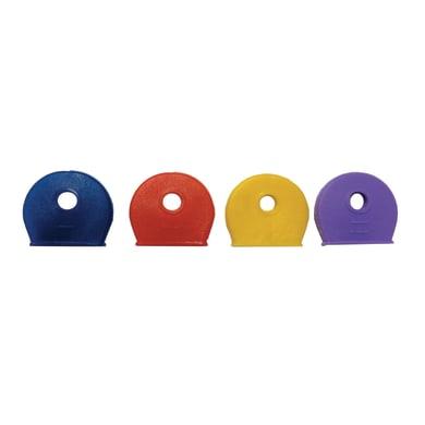 Cappuccio coprichiave in plastica / pvc 10 pezzi