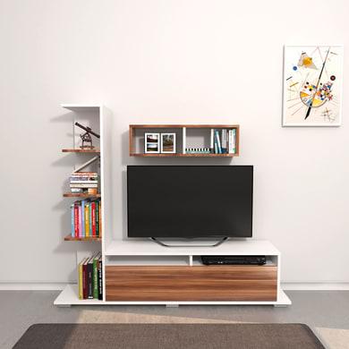 Mobile per TV Argo L 150 x H 125 x P 28.5 cm