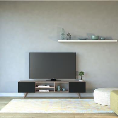 Mobile per TV Dore L 160 x H 40.6 x P 29.7 cm
