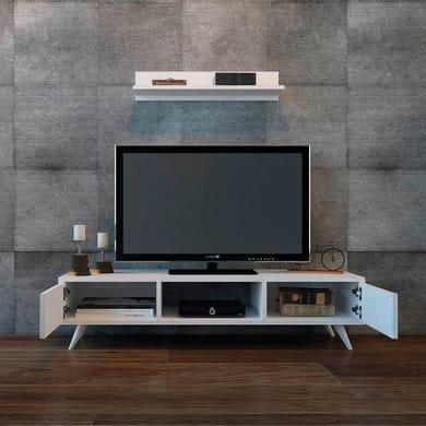 Mobile per TV Aspen L 130 x H 35 x P 40 cm