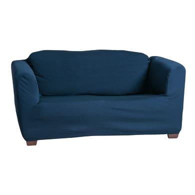 Copridivano 2/3 posti Sandra blu x 140 cm