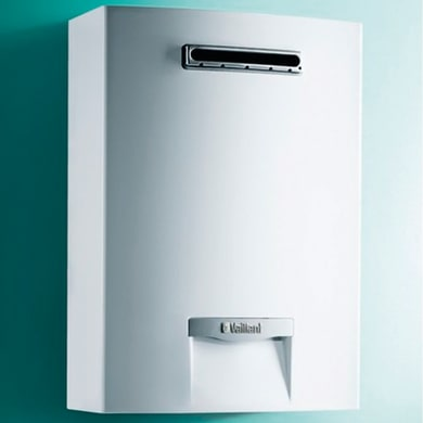 Scaldabagno a gas metano VAILLANT OutsideMag 15 l/min