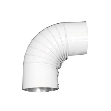 Raccordo per canna fumaria in alluminio Ø 118 mm