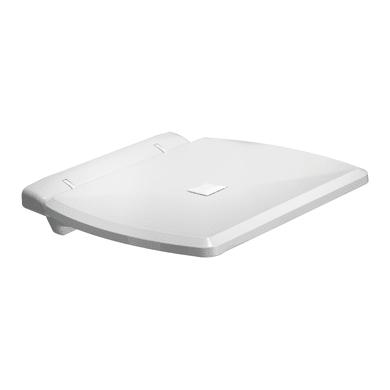 Sedile per vasca in poliammide bianco
