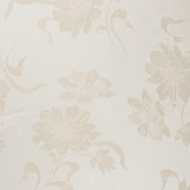 Tovaglia da tagliare su misura cerato goffrato tema fiori 140 cm