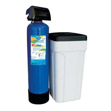 Addolcitore d'acqua addolcitore doppio corpo 3500 m³/h per Più di 6 persone