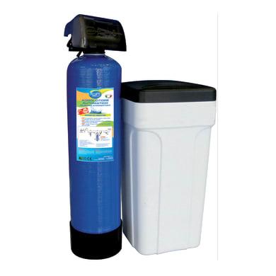 Addolcitore d'acqua doppio corpo 3600 m³/h per Da 4 a 6 persone