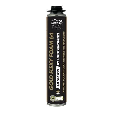 Schiuma poliuretanica Gold Flexi Foam 64 bianco 750 ml