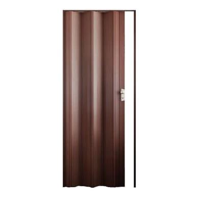Porta a soffietto Luciana in bambù multicolore L 88.5 x H 214 cm