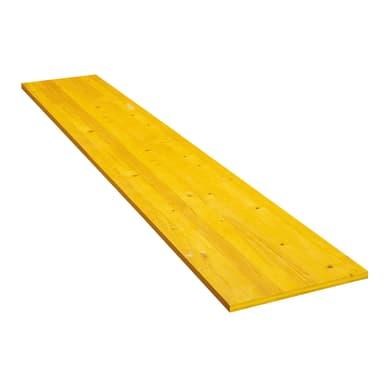 Pannello giallo 50 x 2.7 x 300 cm