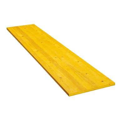 Pannello giallo 50 x 2.7 x 250 cm