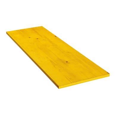 Pannello giallo 50 x 2.7 x 150 cm