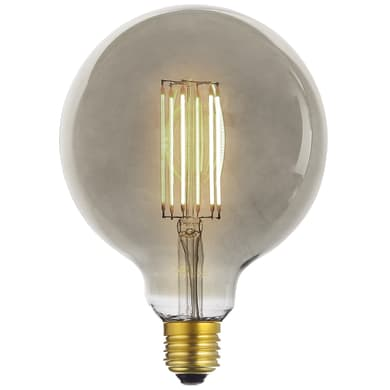 Lampadina decorativa LED Globo, E27, Globo, Ambra, Ambrato, 6W=400LM (equiv 28 W), 360°