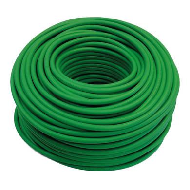Cavo elettrico BALDASSARI CAVI 3 fili x 2,5 mm² Matassa 100 m verde