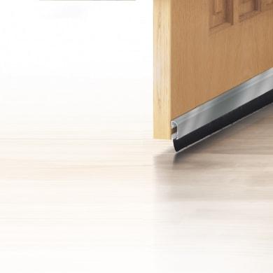 Guarnizione sottoporta AXTON adesivo<multisep/>da avvitare alluminio