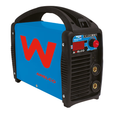 Saldatrice inverter AWELCO MEGA 185 mma 160 A 5000 W