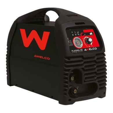 Saldatrice inverter AWELCO PLASMA 40 taglio lamiera (plasma) 40 A 5400 W